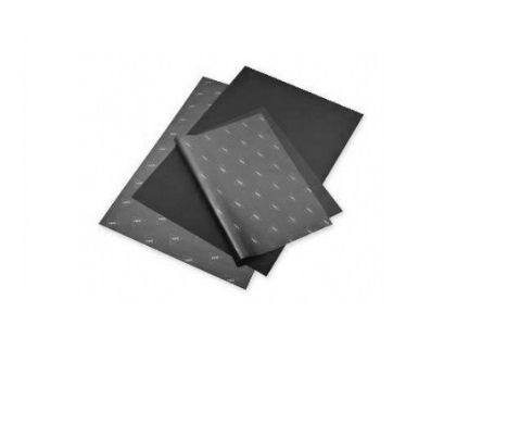Papel Quimico A4 Preto (1 folha)