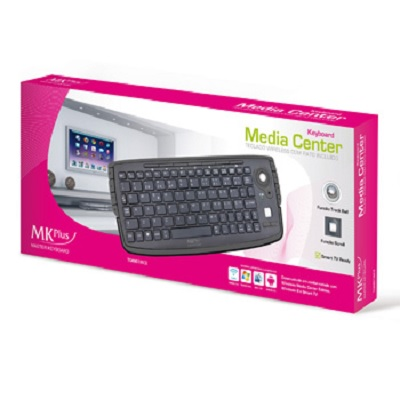 Teclado Media Center TG6901MCE