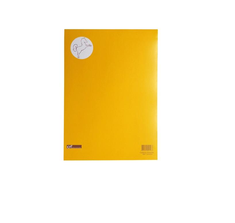 Papel A4 Cavalinho 125 grs, 24 folhas - PF