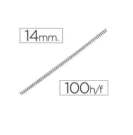 Espirais de Arame 5:1 14mm (100un)