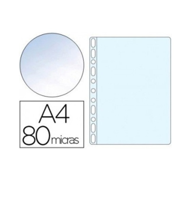 Bolsa Catalogo A4 80 microns (un)