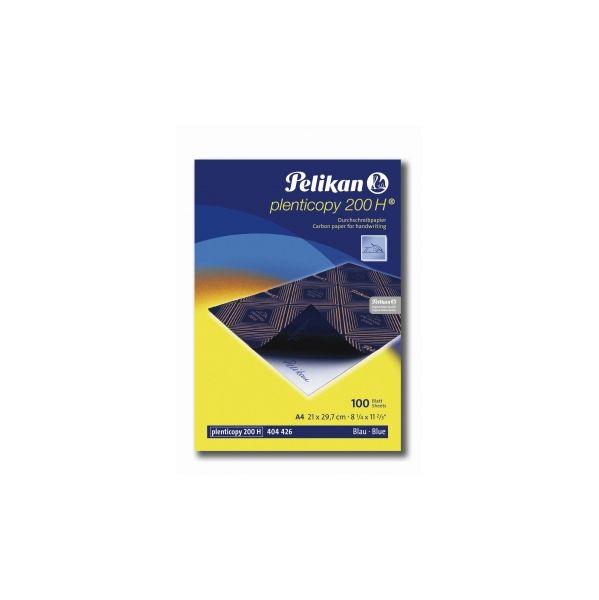 Papel Quimico A4 Preto (cx 100)