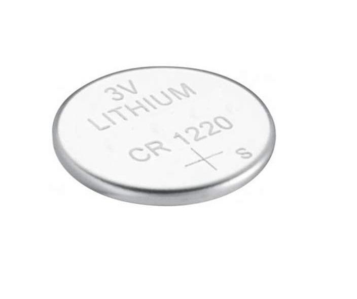 Pilha CR1220 Lithium p/ calculadora (1)