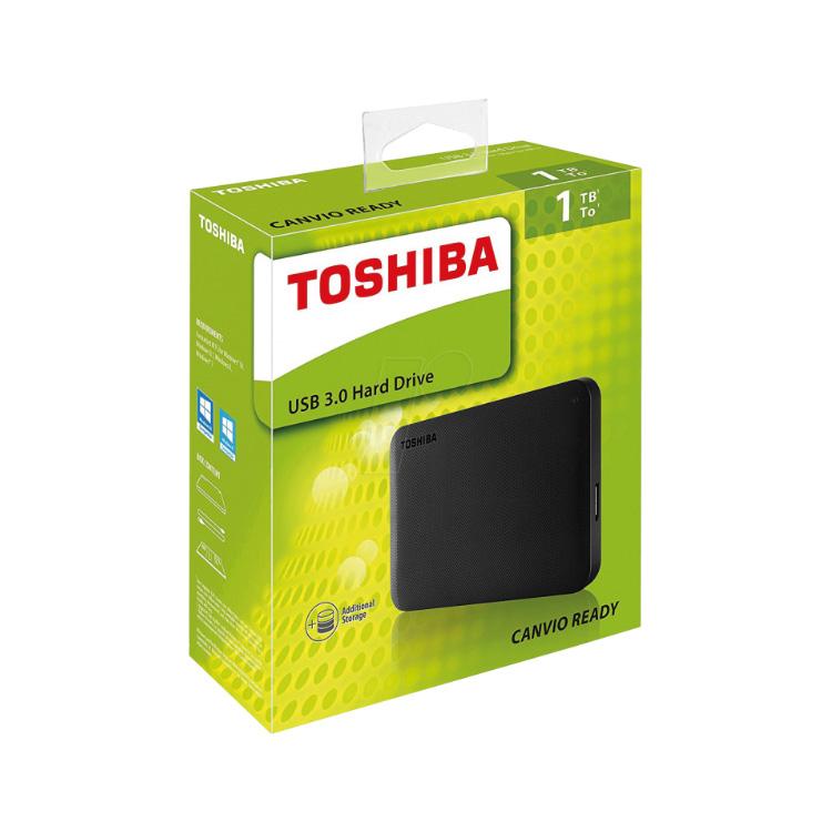 Disco TOSHIBA 1TB USB