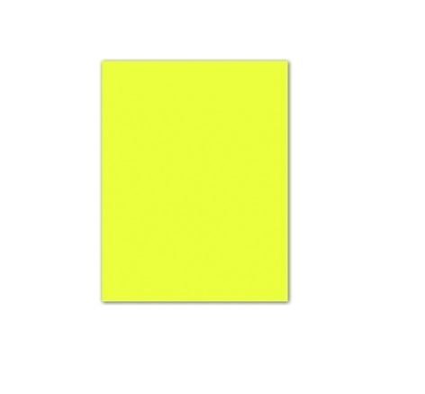 Cartolina Amarelo Limão240g