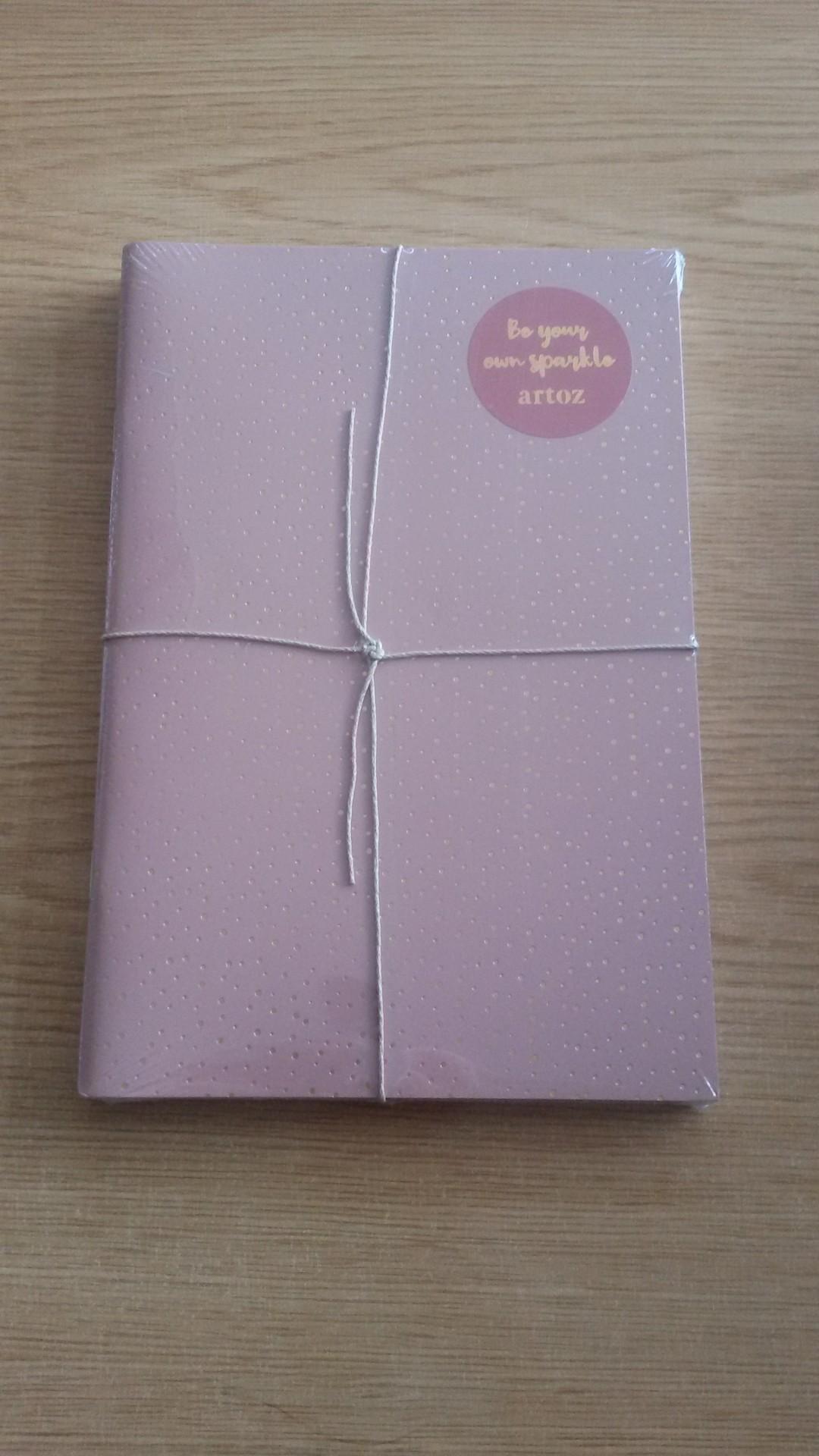 Caderno Rosa 40fls 80g (c/3)