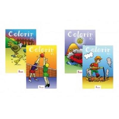 "Livro para Colorir - ""Colorir na..."""