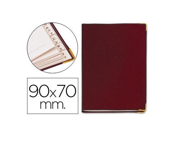 Lista Telefonica 90x70mm Preto