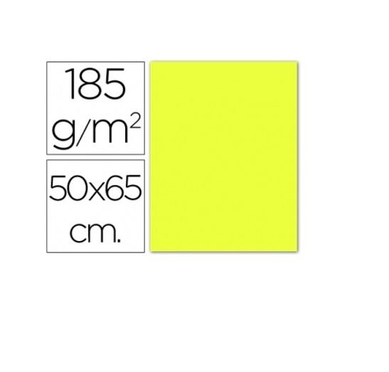 Cartolina Amarelo Limão185g