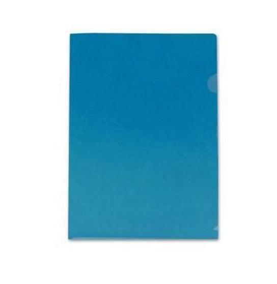 Bolsa em L A4 Azul Liderpapel