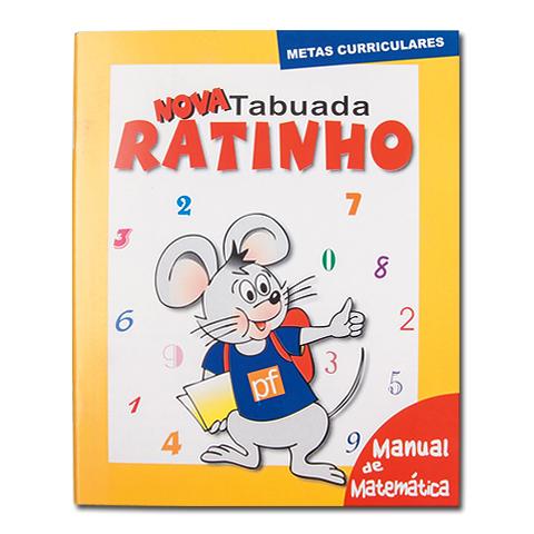 Ratinho - Tabuada do Ratinho