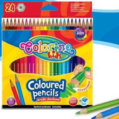 Lapis Cor 24 Cores Colorino