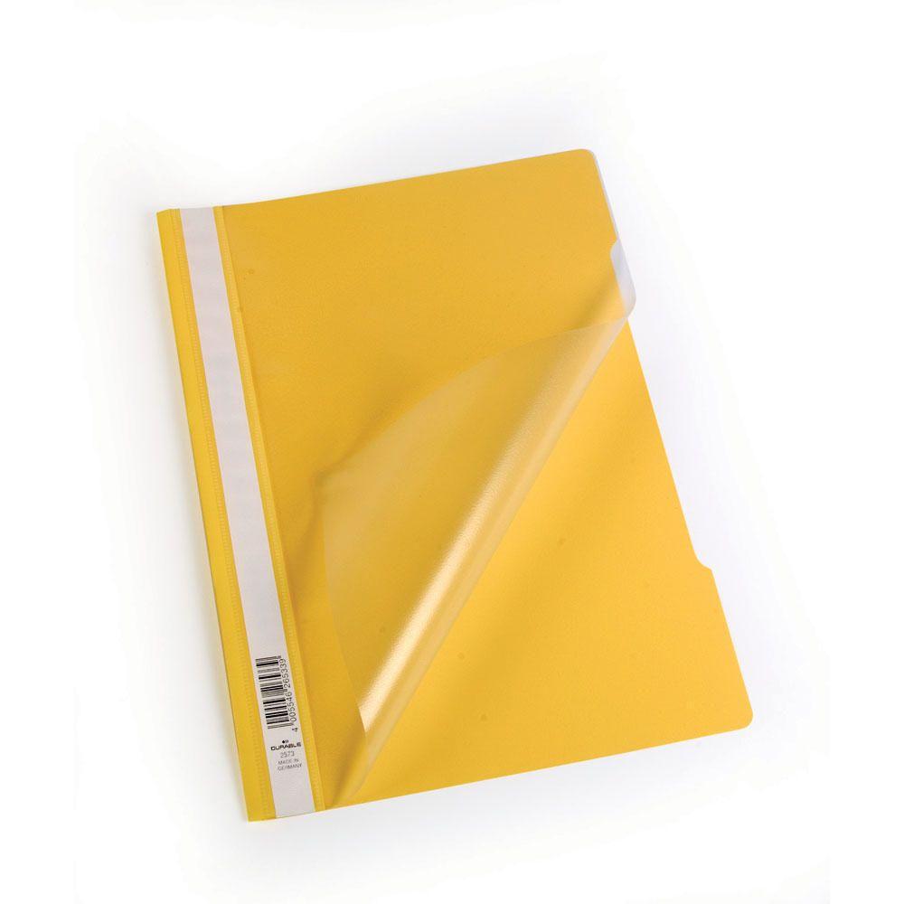 Dossier Plast. c/ ferragem Amarela