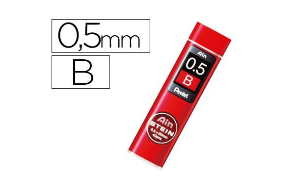 Minas 0.5mm 2B PENTEL (cx. 40)