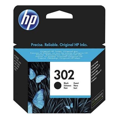 HP302 - Tinteiro HP Preto