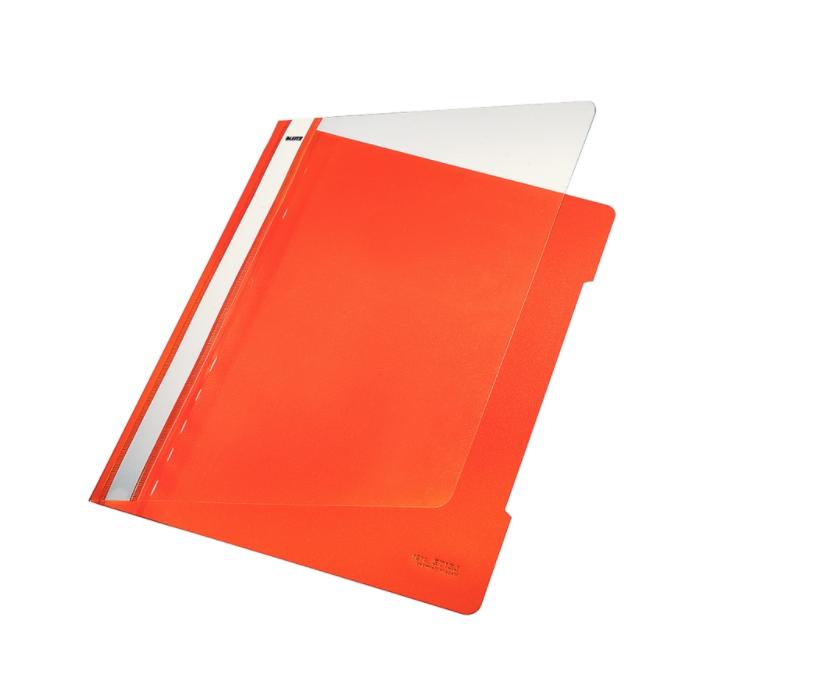 Dossier Plast. c/ ferragem Laranja Durable
