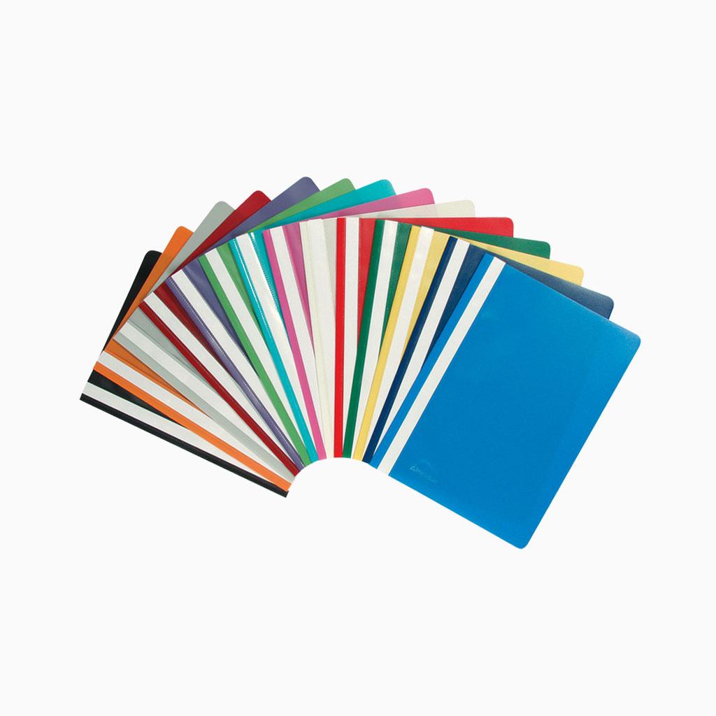 Dossier Plast. c/ ferragem Purpura Durable