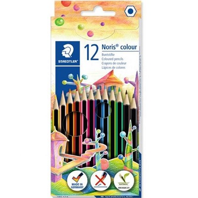 Lapis Cor 12 Cores Colour Wopex
