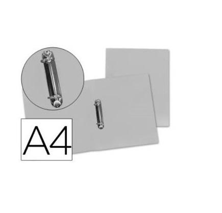 P. Arq. PP A4 25mm 2 Aneis Transp.