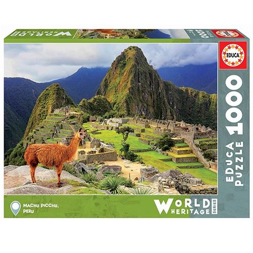 1000 Machu Picchu Peru