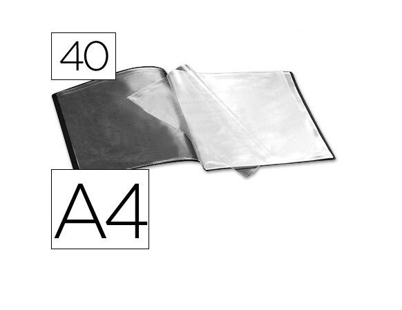 Capa Catalogo 40 Bolsas Preto