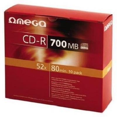 CDR Omega Slim (Caixa c/ 10)