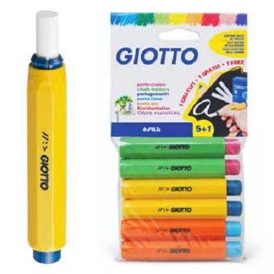 Porta Giz Giotto 6 unidades