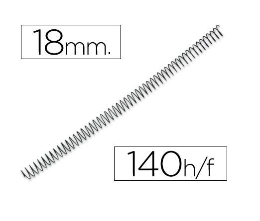 Espirais de Arame 5:1 18mm (100un)