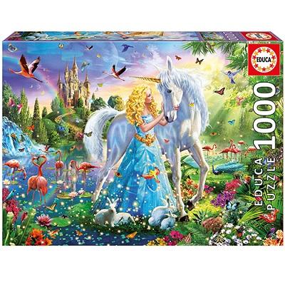 1000 Princesa e Unicornio