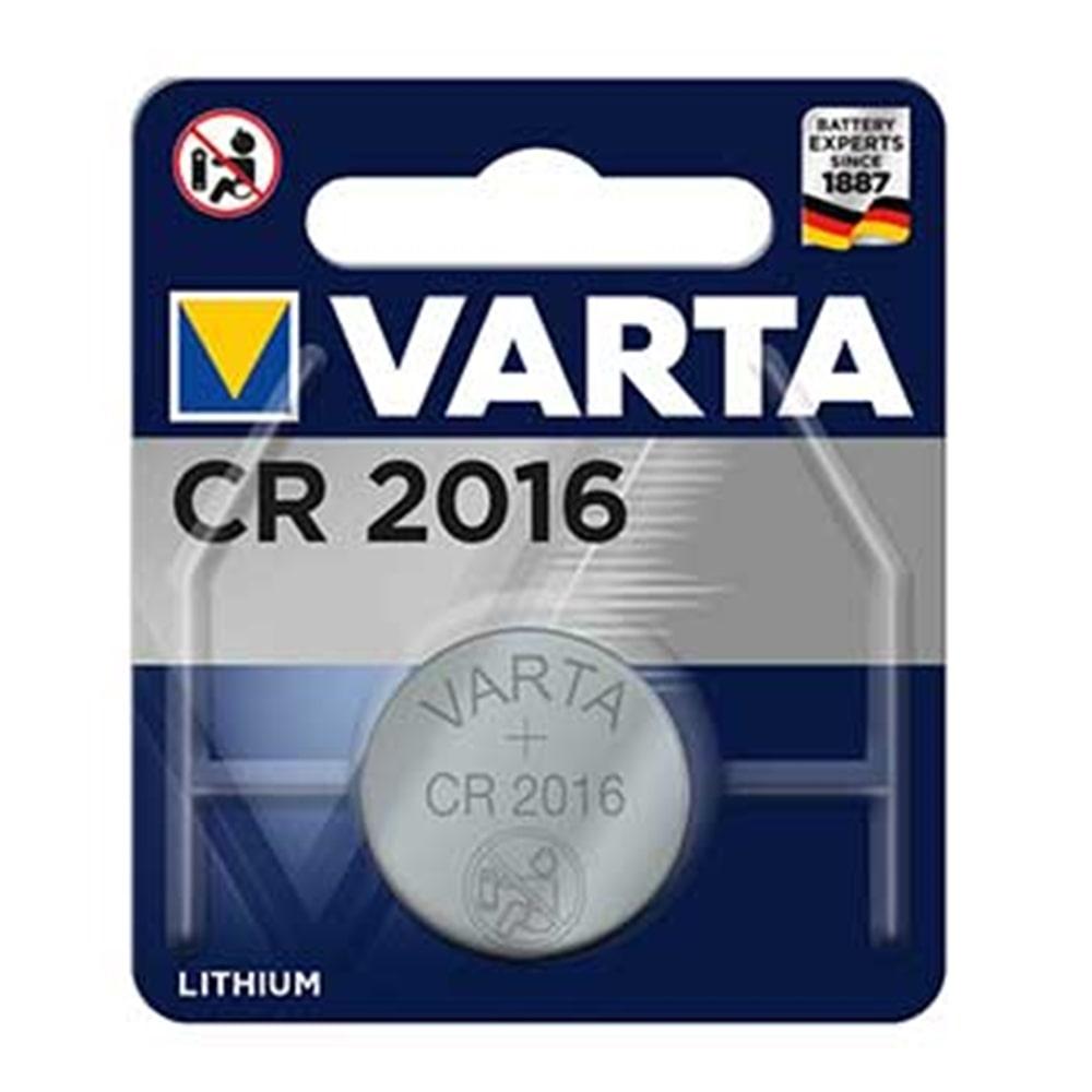 Pilha CR2016 3v (1 un)