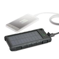 Carregador PowerBank Solar Port Designs 8000mAh
