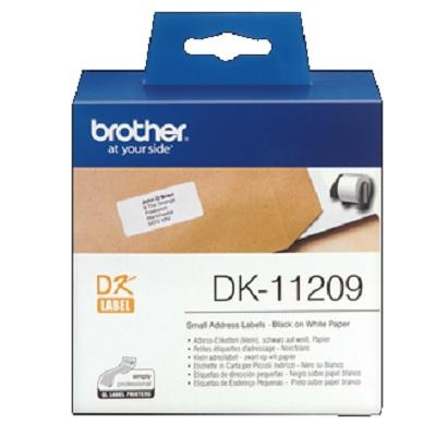 Etiquetas 62x29mm (800un) DK11209