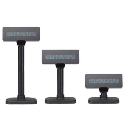 Visor de Cliente 2X20 200MM (L) USB