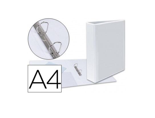 P. Arq. PVC Branco 45mm/2aneis