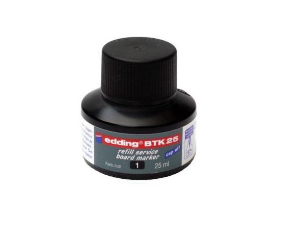 Tinta p/ Marcadores Edding Preto