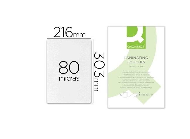 Bolsas Plastificação A4 (cx 100) 80mic