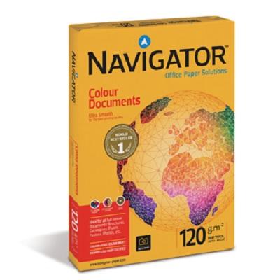 Papel A4 120g Navigator (250fls)