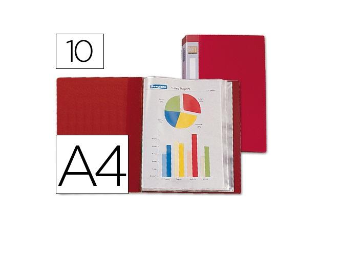 Capa Catalogo 10 Bolsas Vermelho