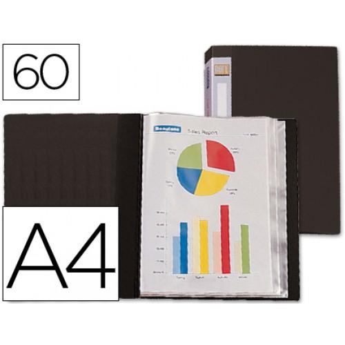 Capa Catalogo 60 Bolsas Preto Lombada Personalizavel