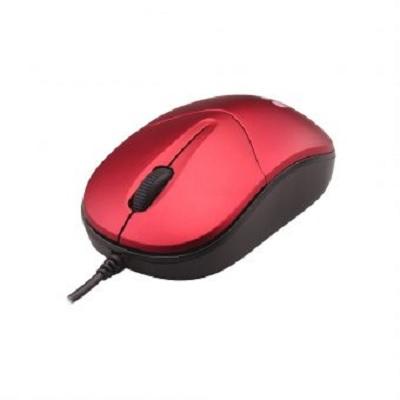 Rato 2HIX M07 Vermelho USB