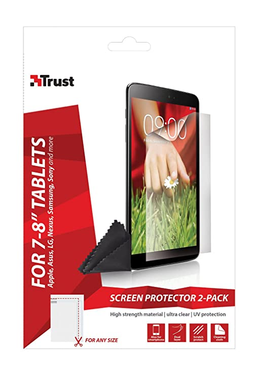 "Protector TRUST LCD Tablets 7"" a 8"" (19939)"