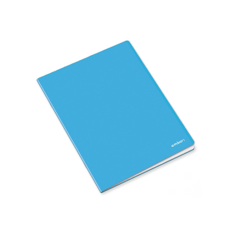 Caderno A4 Agrafado 80fls Pautado