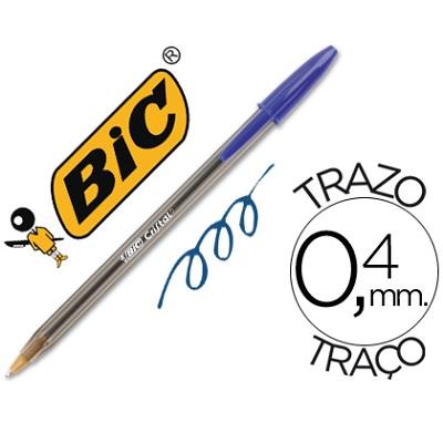 BIC Cristal Azul