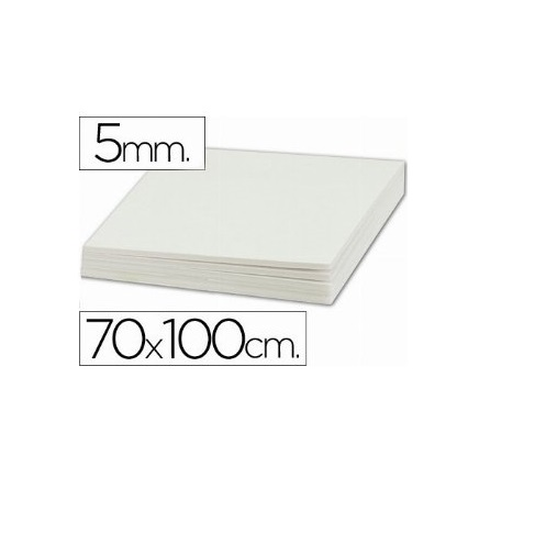Cartao Maquete 70x100cm 5mm Branco