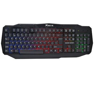 Teclado XTRIKE KB-302 Gaming RGB