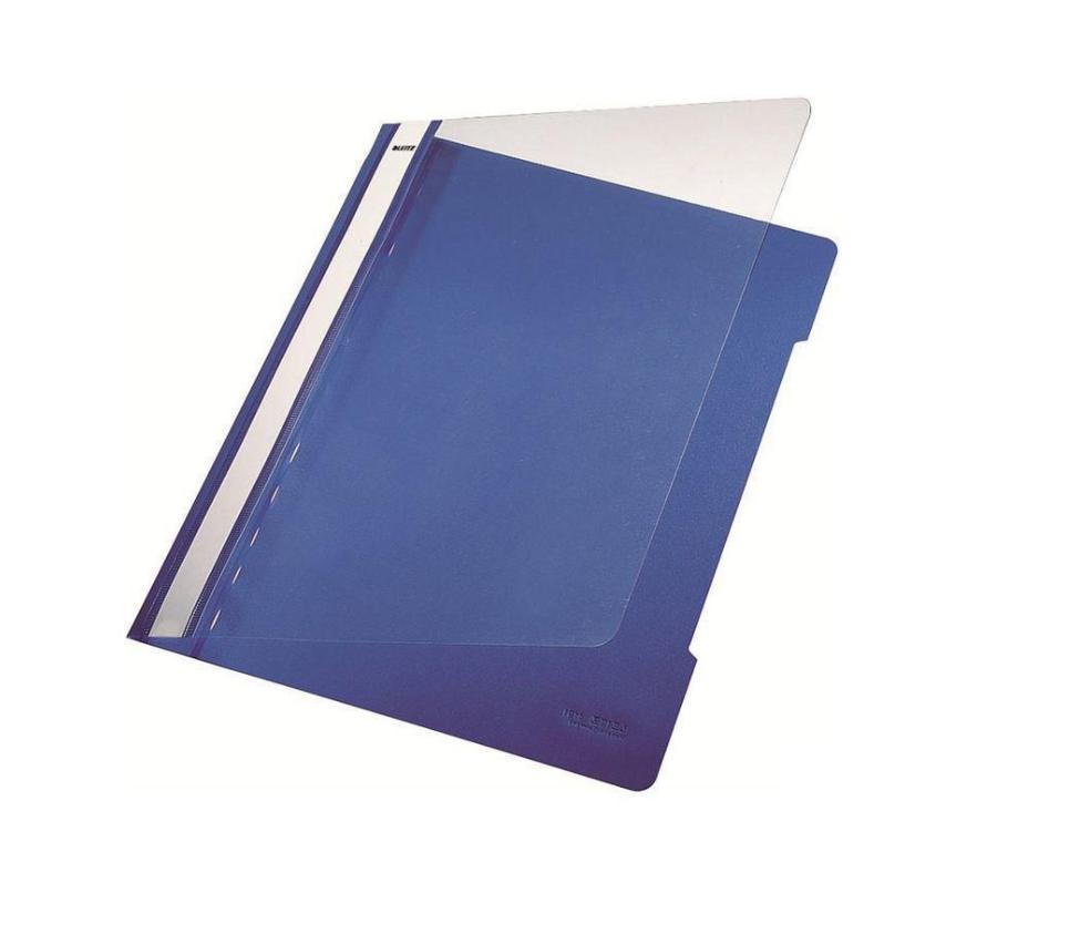 Dossier Plast. c/ ferragem Azul Escuro Durable