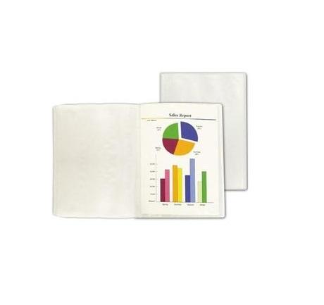 Capa Catalogo 10 Bolsas Transparente