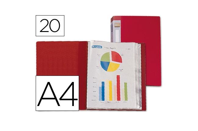 Capa Catalogo 20 Bolsas Vermelho Lombada Personalizavel
