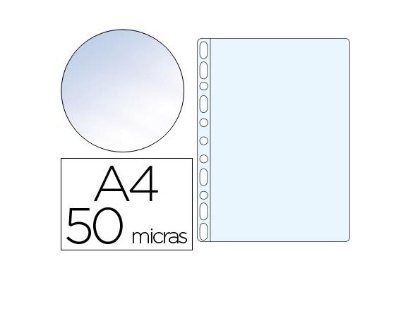Bolsa Catalogo A4 50 microns (100un) Cristal