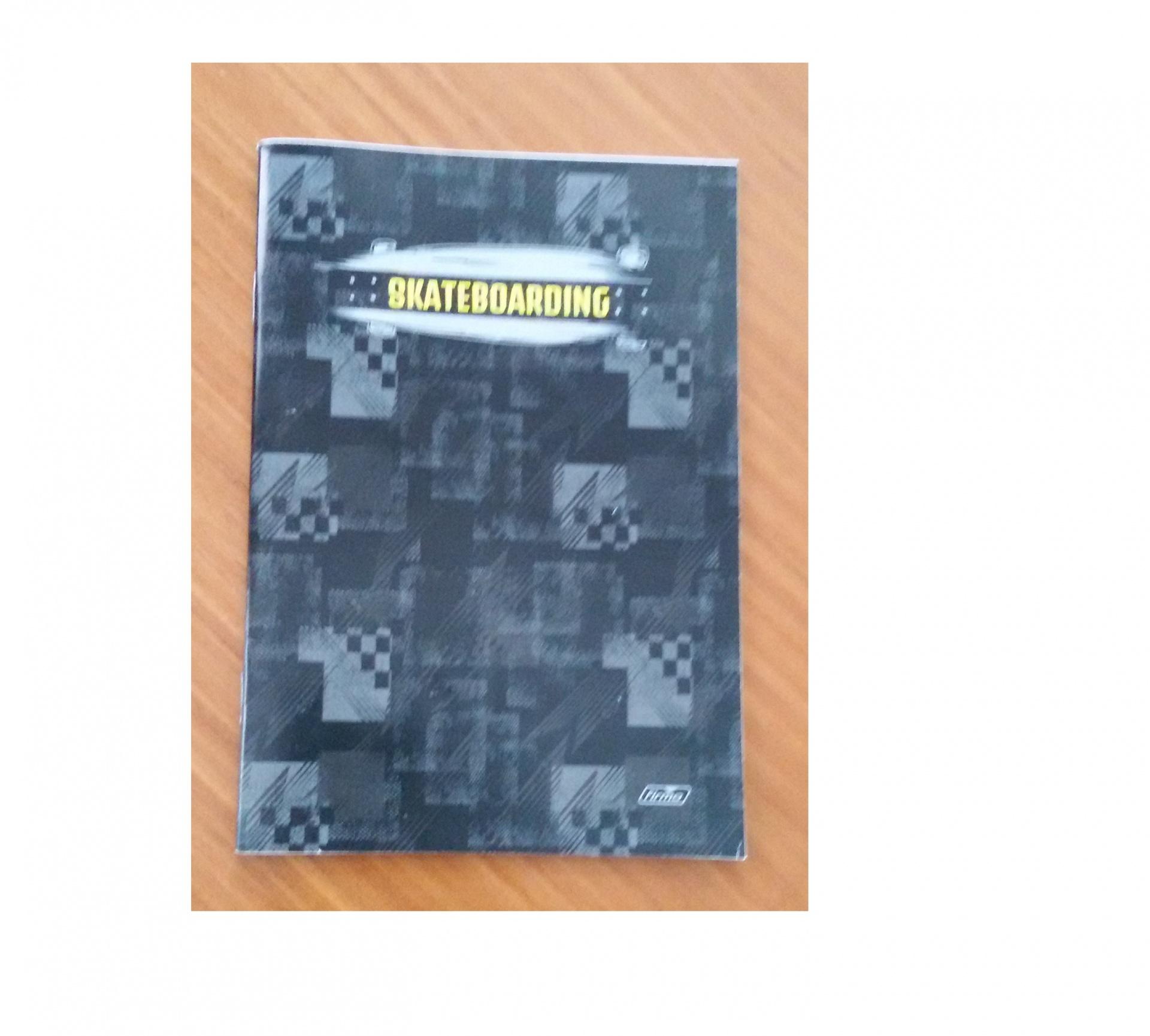 Caderno A5 Agrafado 40fls Pautado